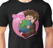 Doctor Who: I HEART HEART EARTH Unisex T-Shirt