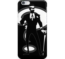 The Riddler with Question Mark iPhone Case/Skin