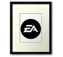 EA Logo Framed Print