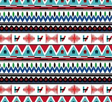 twenty one pilots pattern by mariian