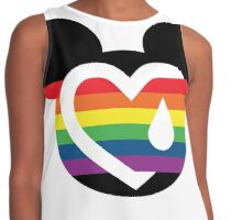 Support for the victims of the horrific shooting at Orlando's Pulse Nightclub.  Contrast Tank