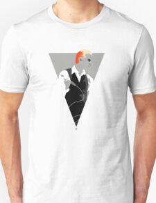 The Thin White Duke. Unisex T-Shirt