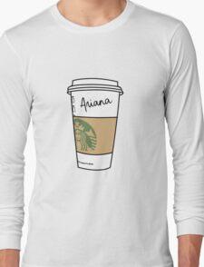 LATTE GRANDE : ARIANA Long Sleeve T-Shirt