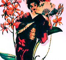 Geisha #1 by PandMandC
