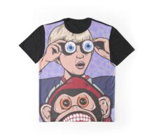 Rock and Roll Martian!  Graphic T-Shirt