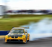 BMW Drift Calender by MS-Photographie