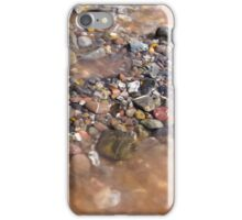 River stones iPhone Case/Skin
