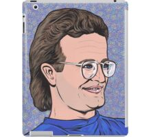 Nick Miller Time Chasers iPad Case/Skin