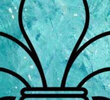 Kappa Fleur Sticker