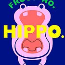 Frog No Hippo by Crocktees