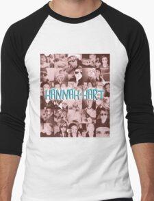 Hannah Hart  Men's Baseball ¾ T-Shirt