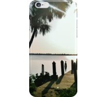 River Road in the afternoon iPhone Case/Skin