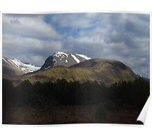 Ben Nevis, Britain's Highest Peak Poster