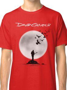 David Gilmour On An Island Classic T-Shirt