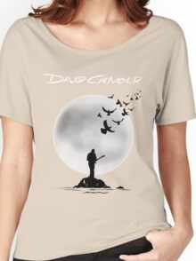 David Gilmour On An Island Women's Relaxed Fit T-Shirt