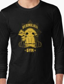 Vermillion Gym Long Sleeve T-Shirt