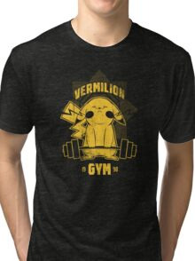 Vermillion Gym Tri-blend T-Shirt