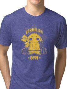 Vermillion Gym Tri-blend T-Shirt