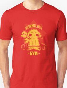 Vermillion Gym Unisex T-Shirt