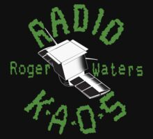 Roger Waters Radio Kaos by swordmaster