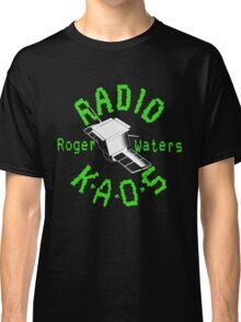 Roger Waters Radio Kaos Classic T-Shirt
