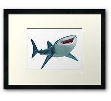 Finding Dory 11 Framed Print