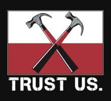 Roger Waters Trust Us by swordmaster