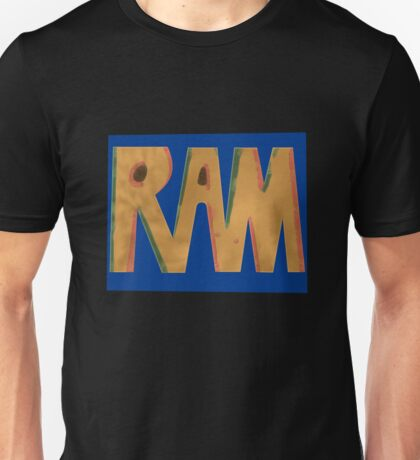 RAM Paul McCartney Unisex T-Shirt