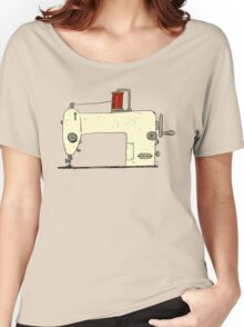 Sewing machine Women's Relaxed Fit T-Shirt