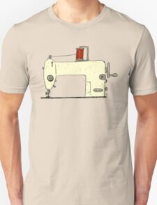 Sewing machine T-Shirt