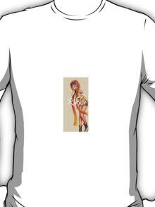 Final Fantasy Rikku Sticker T-Shirt