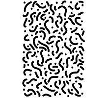 Fun pattern Photographic Print