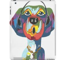 Rapping Rover iPad Case/Skin