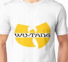 wutang clan yellow Unisex T-Shirt