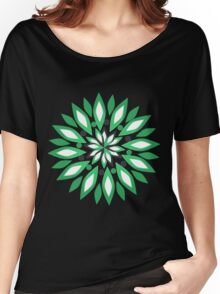 Abstract vegetation Women's Relaxed Fit T-Shirt