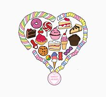 Sweet Heart (Colours) Unisex T-Shirt