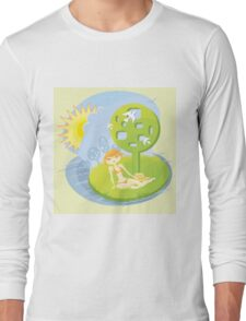 Summer Rest Long Sleeve T-Shirt
