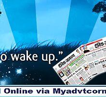 Publish Classified Ad in Dainik Jagran Newspaper by myadvtcorner
