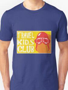 Travel Kids Club Merch Unisex T-Shirt