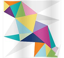 Triangle Bright2 Poster