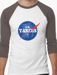 TARDIS - Doctor Who Men's Baseball ¾ T-Shirt