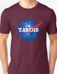TARDIS - Doctor Who T-Shirt