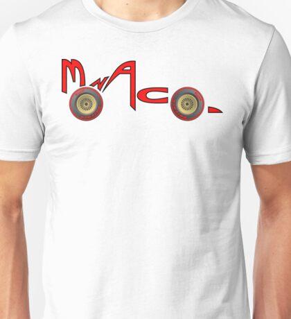 MONACO GP Unisex T-Shirt