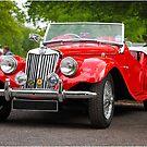 Classic MG by Alan Robert Cooke