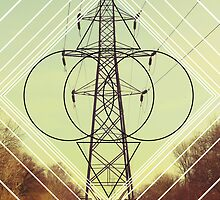 Abstract Pylon by CTWORK