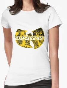 wutang black clan Womens Fitted T-Shirt