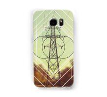 Abstract Pylon Samsung Galaxy Case/Skin