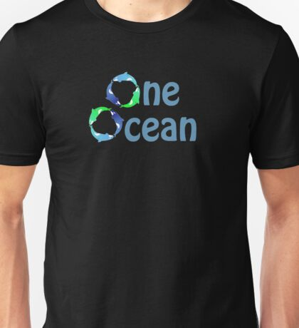 One Ocean Unisex T-Shirt
