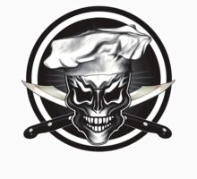 Chef Skull  by sdesiata