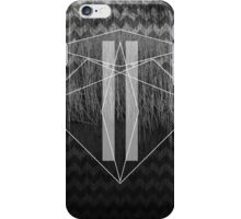 Graphic Reeds iPhone Case/Skin